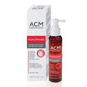ACM Novophane/ Новофан, Лосион за коса против косопад - 100 мл