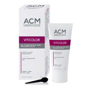 ACM Viticolor / Витиколор гел-коректор за камуфлаж при витилиго - 50 мл.