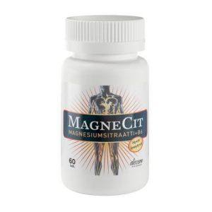 MAGNECIT/ МАГНЕЦИТ Магнезий + Витамин В6 х 60 таблетки
