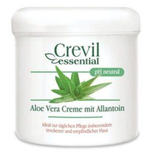 Crevil Essential, КРЕМ АЛОЕ ВЕРА с екстракт от алое вера и алантоин, 250 мл
