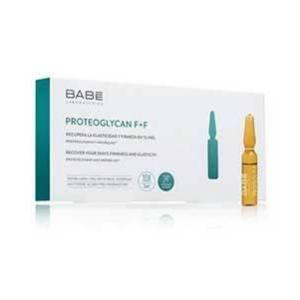 BABÉ, Протеогликан F+F терапия за еластичност и плътност, 10 амп. х 2 мл.