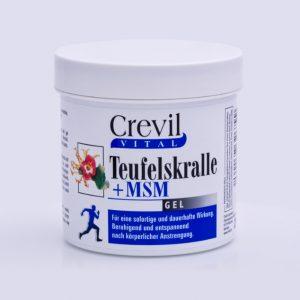 Crevil Vital, Гел Дяволски нокът с МСМ , 250 мл.