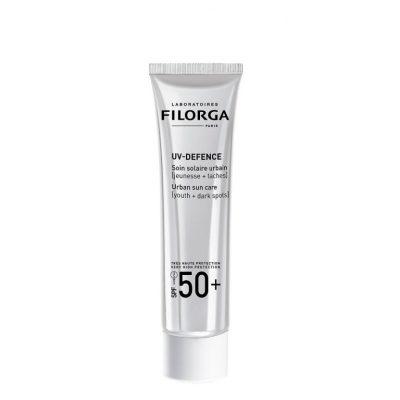 FILORGA UV-Defence, Слънцезащитен анти-ейдж крем SPF 50+, 40 мл.