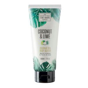 """Крем за тяло """"Кокос и Лайм"""" (Coconut & Lime) - 200 мл. туба"""
