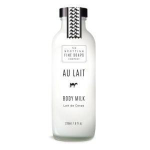 """Мляко за тяло """"Au Lait"""" - 220 мл."""