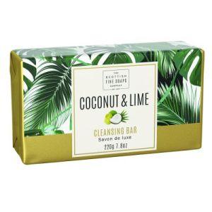 """Сапун """"Кокос и Лайм"""" (Coconut & Lime) - 220 гр.Сапун """"Кокос и Лайм"""" (Coconut & Lime) - 220 гр."""
