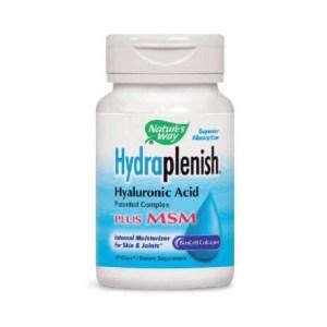 Nature's Way, Хидраплениш & МСМ 750 мг х 30 капсули