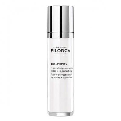 Filorga AGE-PURIFY FLUID, Флуид с двойна корекция за лице, 50 мл.