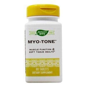 Nature's Way, MYO-TONE™/ Мио Тон х 80 таблетки