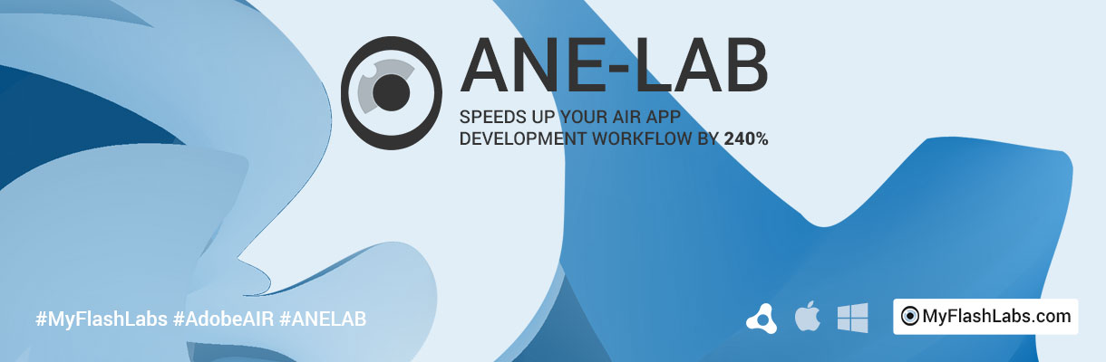 MyFlashLabs ANE-LAB Software