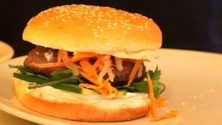 burger banh mi