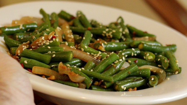 chinese green bean recipe