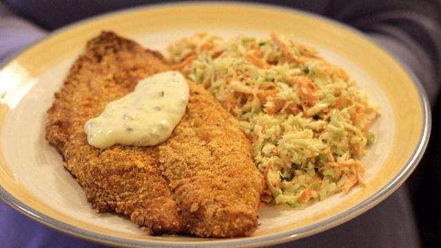 fried catfish recipe