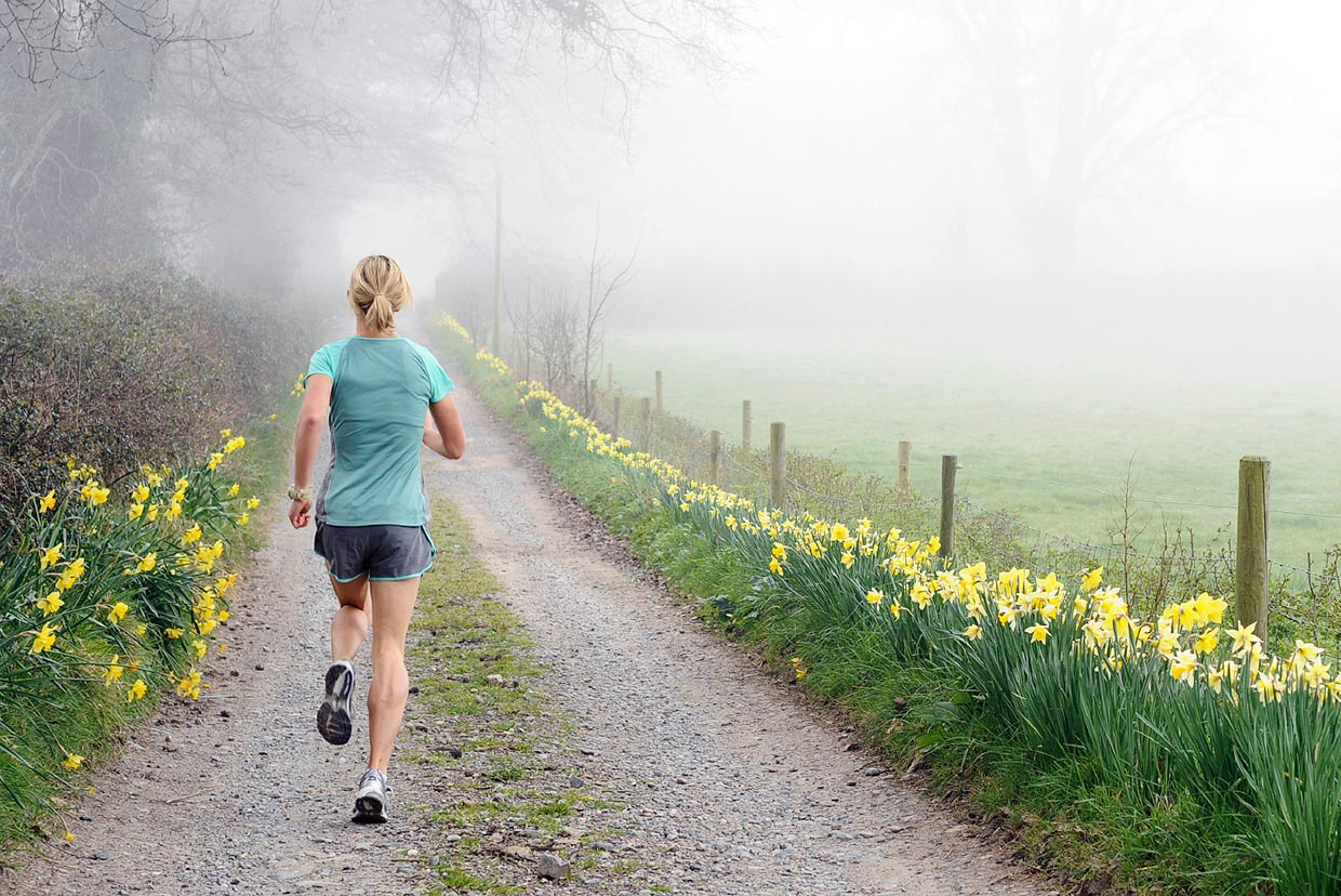 Spring Clean Your Fitness Routine Myfooddiary