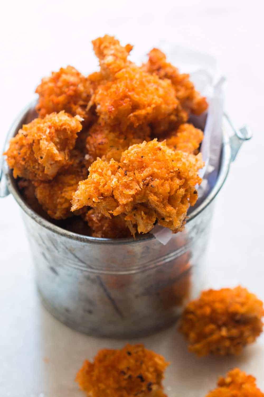 Popcorn chicken recipes easy