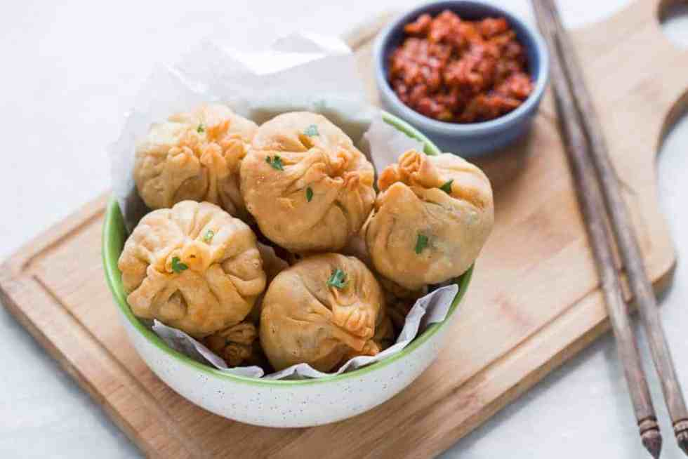 Chinese Potli Samosa Wontons
