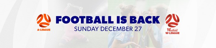 Football Is Back Banner
