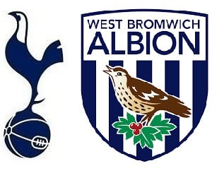 Tottenham Hotspur v West Bromwich Albion All-Time Match ...