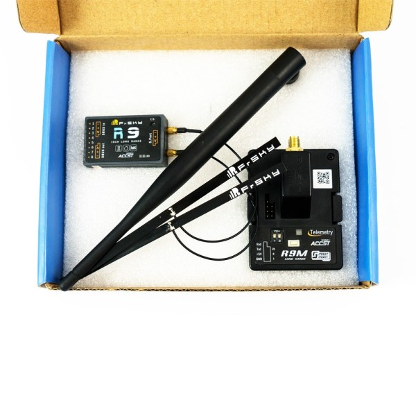 FrSky R9 900MHz 16CH Long Range Receiver box