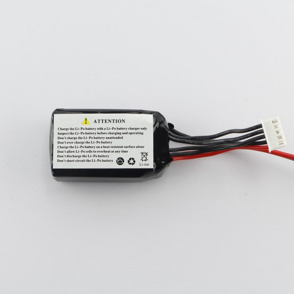 Bosh 450mah 4s Lipo Battery back view