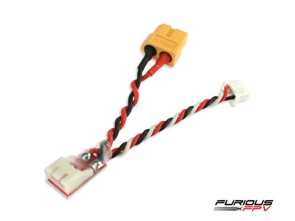 Adapter cable : Balance to Balance + XT60 Female