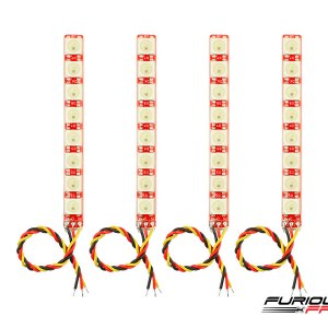 FPV Single Row LED Strip (4 Strips) Ver. 2