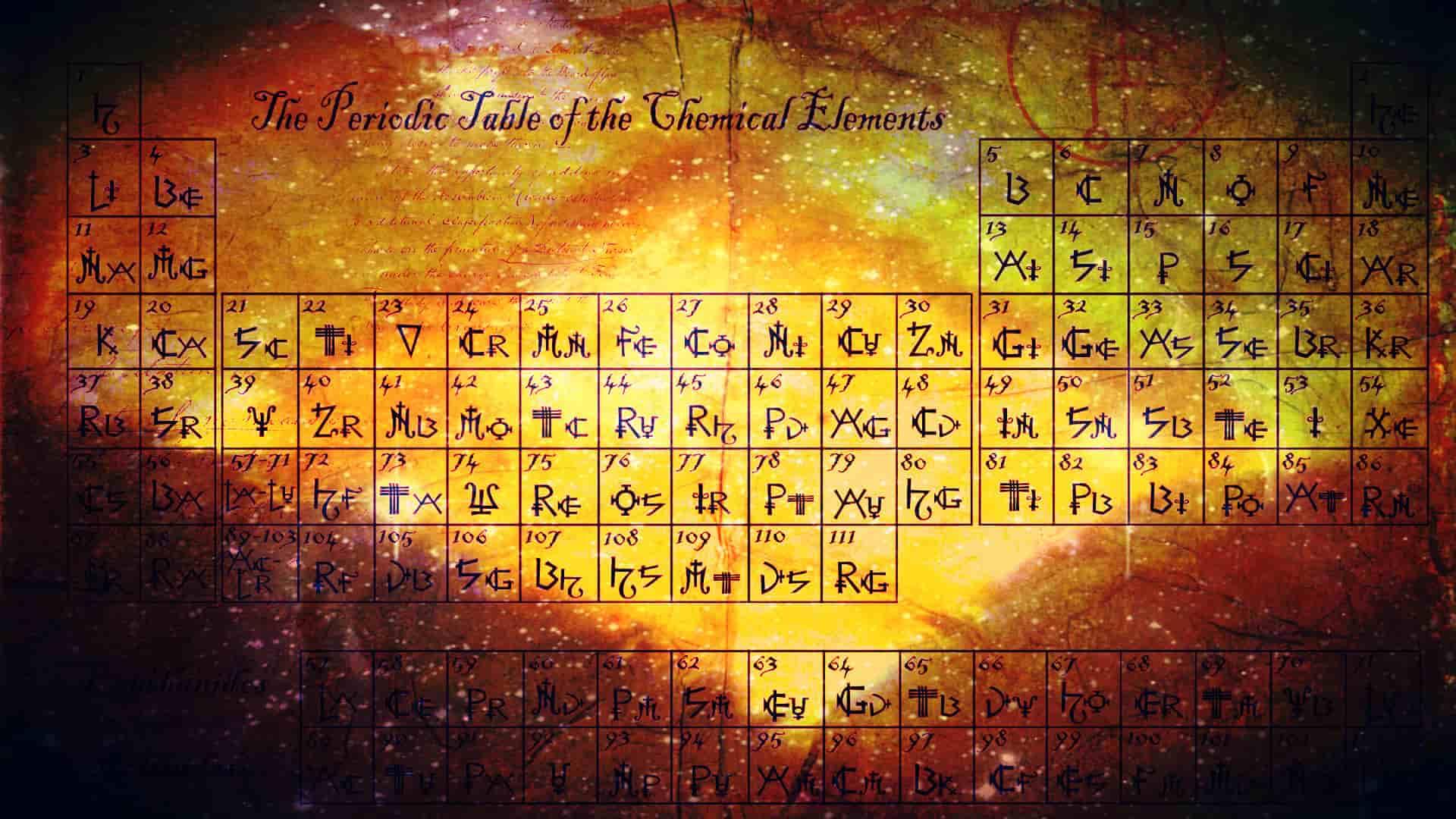 MCT 1717 Token Chemistry Wallpaper My Freemasonry