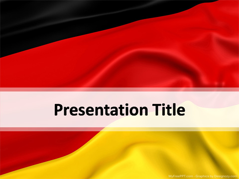 Germany Powerpoint Template Download Free Powerpoint Ppt
