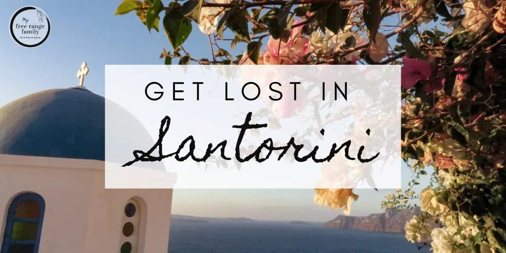 Travel guide - How many days in Santorini, Greece