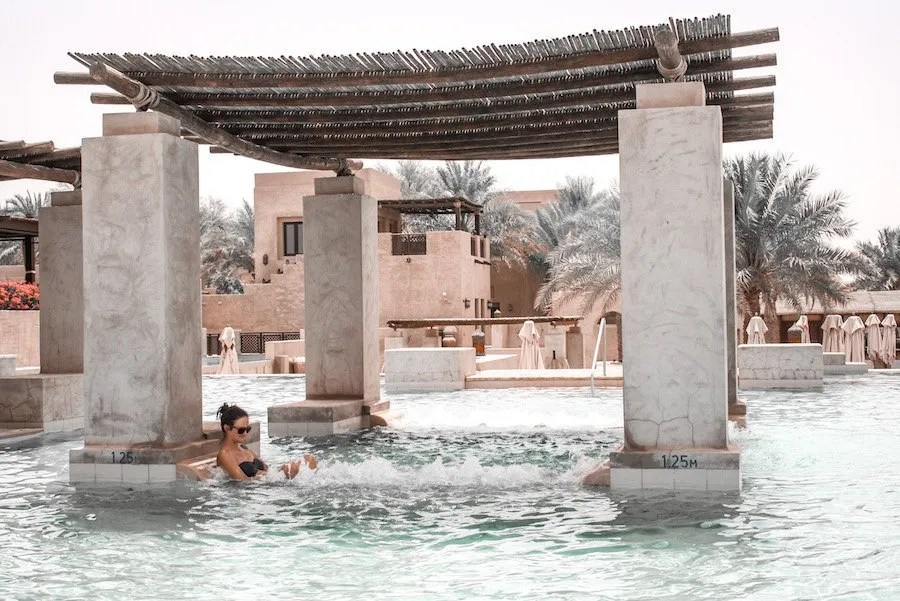 Bab al shams, Dubai desert hotel and resort