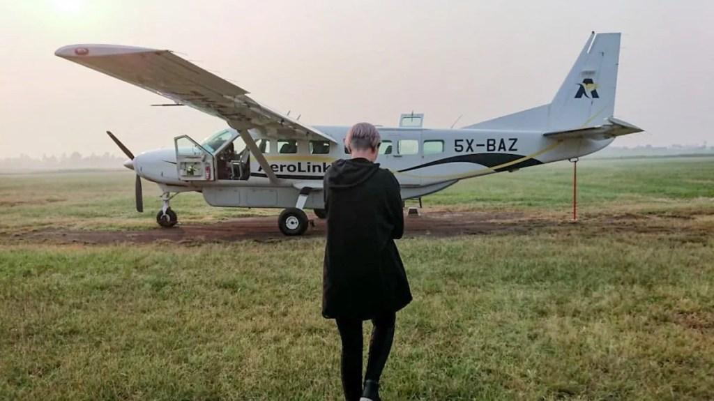 Flight to Hihihi - 3 days gorilla trekking safari uganda