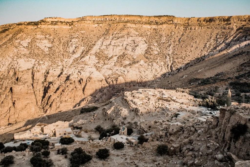 The dana nature reserve - Jordan itinerary