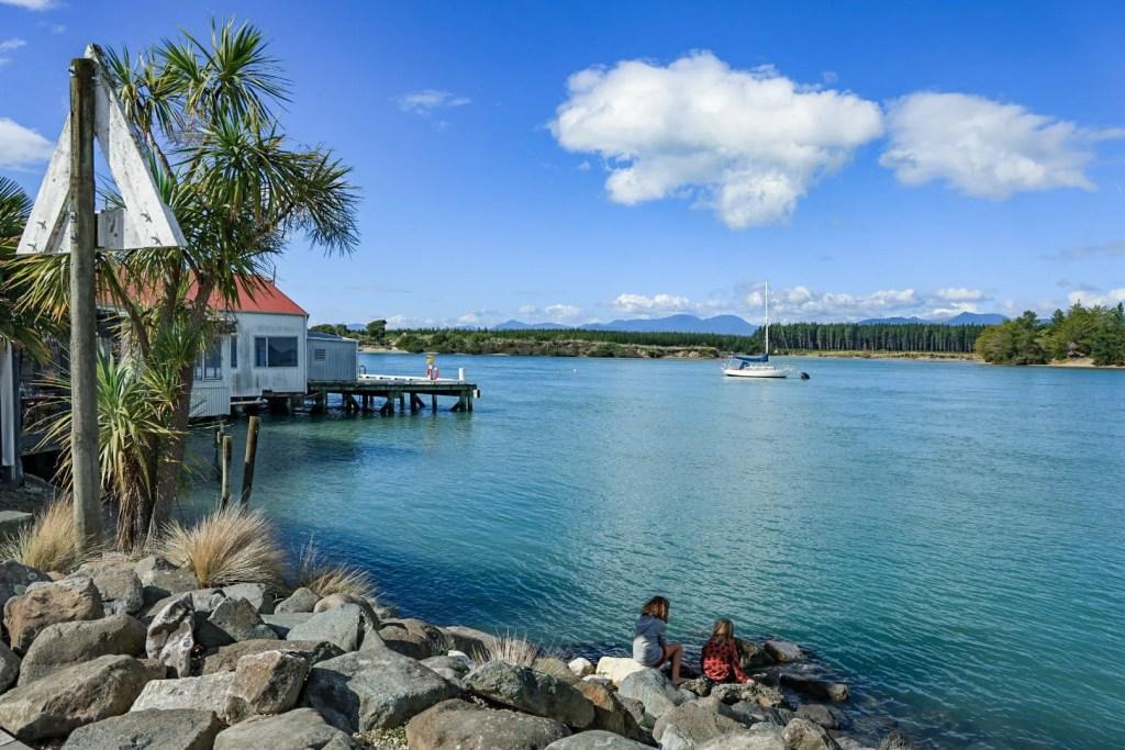 Mapua Wharf - Nelson day trips ideas
