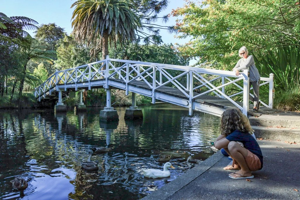 The Queen's Gardens - Day trips in and around Nelson