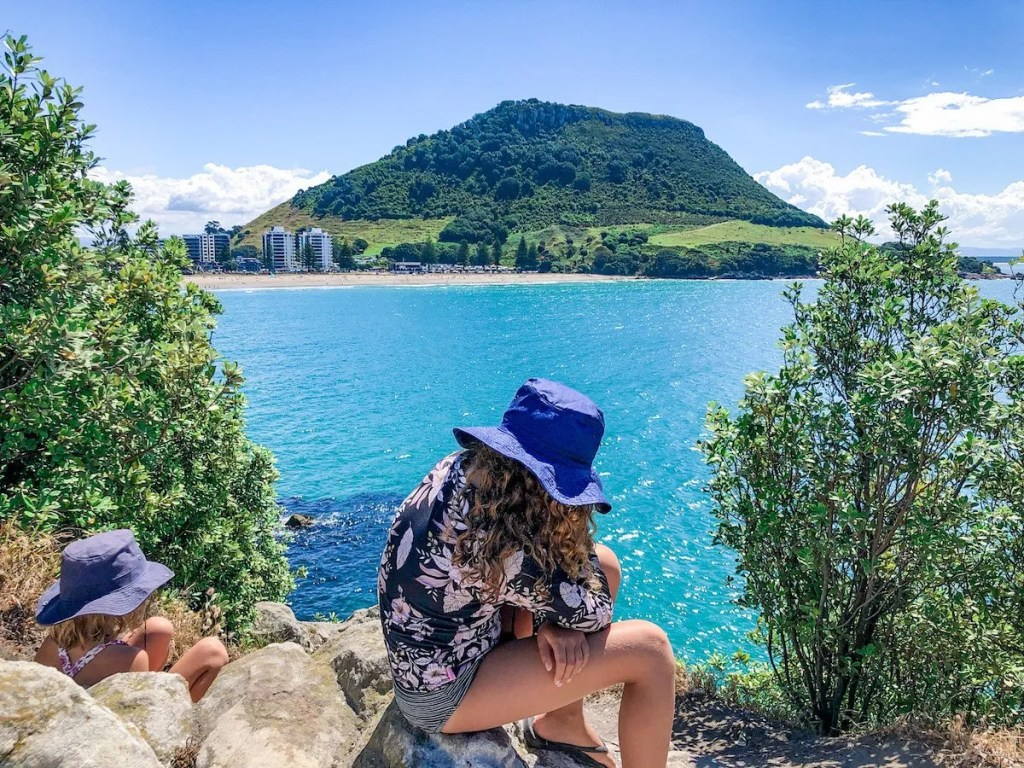 Best places to visit in the North Island, New Zealand - Mt Maunganui