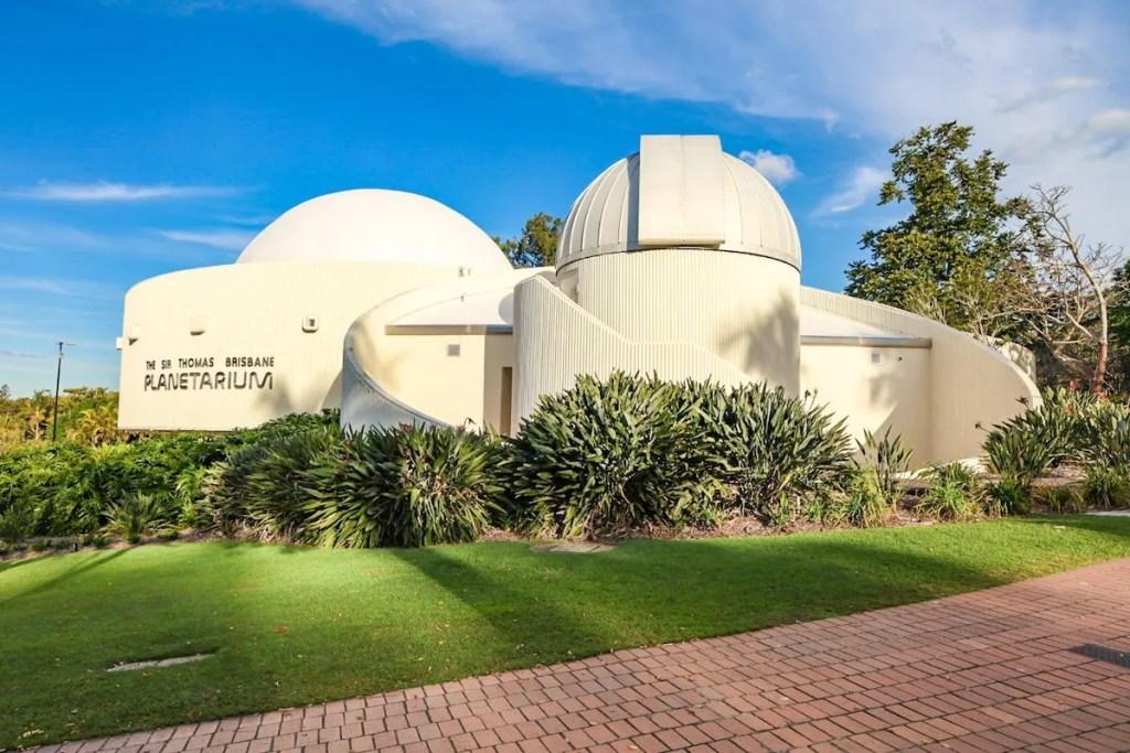 The Planetarium - cheap ideas for Brisbane on a budget