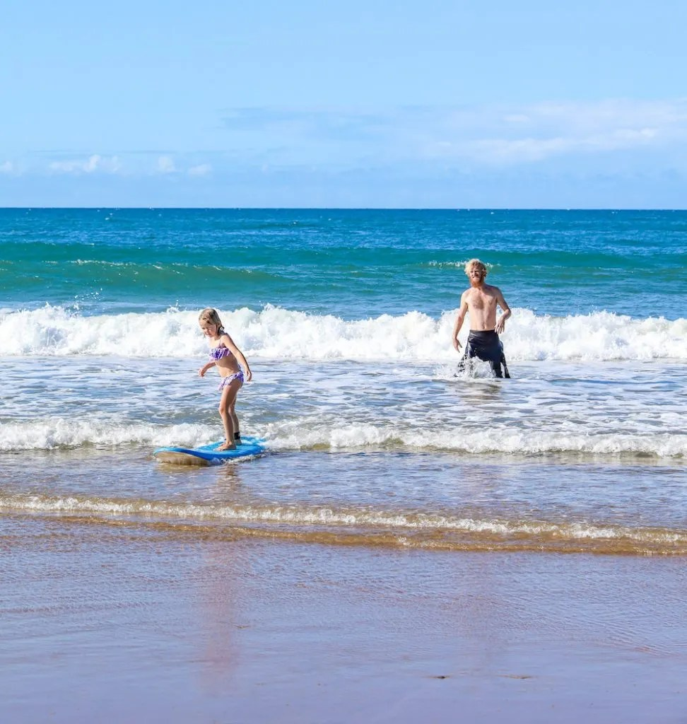 Learning to surf in Agnes - Best activities in Agnes Water