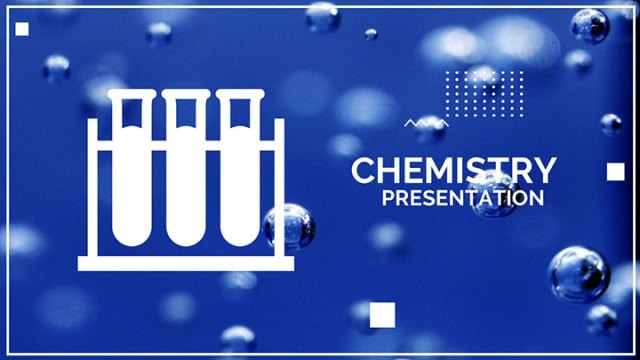 Chemistry Science Experiment Presentation Slide