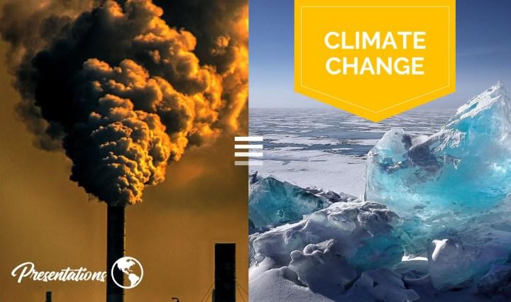 Climate Change Google Slides Presentation