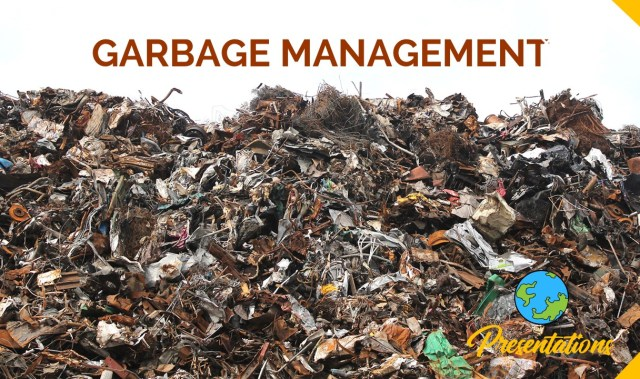 Garbage Management Google Slides PPT Presentation