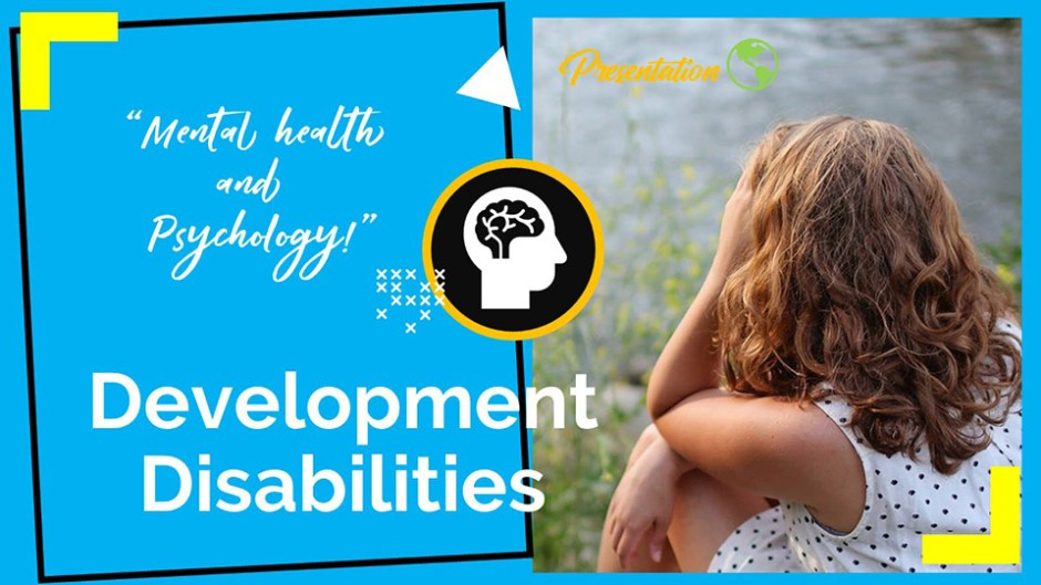 Development Disabilities PPT Presentation Template and Google Slides Theme For Free