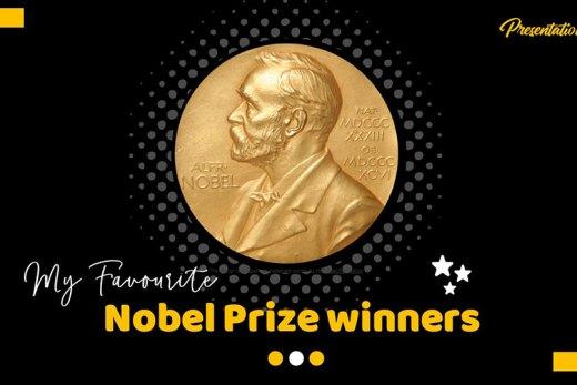 Nobel Prize slides presentation