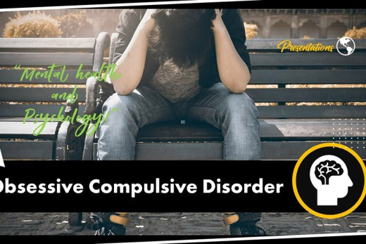 Obsessive Compulsive Disorder PPT Presentation Template and Google Slides Theme For Free