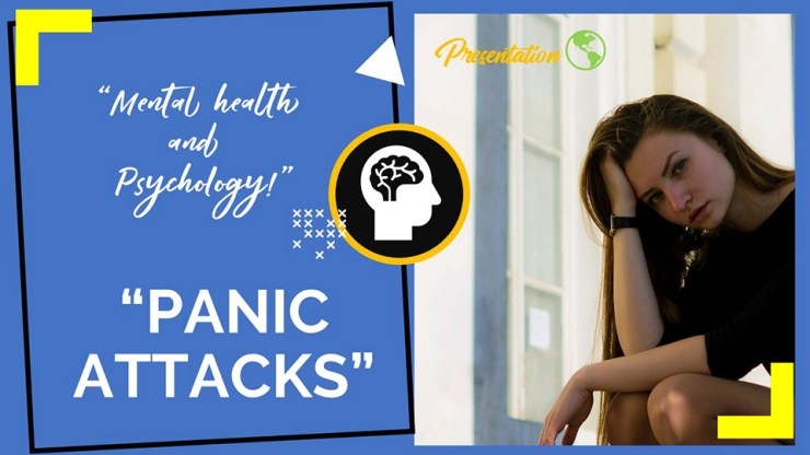 Panic Attack PPT Presentation Template and Google Slides Theme For Free