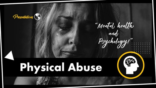 Physical Abuse PPT Presentation Template and Google Slides Theme For Free