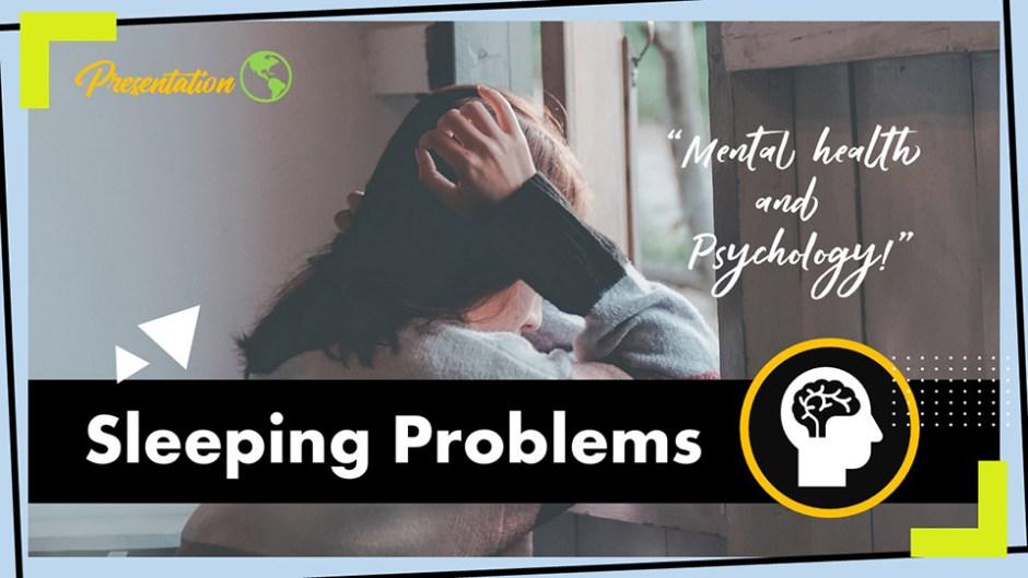 Sleep Problem Slideshow