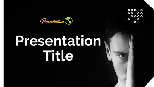 Shyness PPT Presentation Template and Google Slides Theme For Free