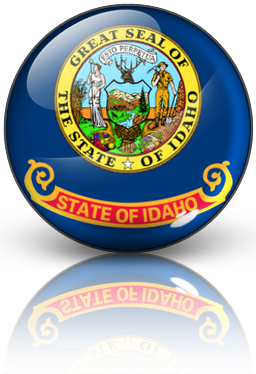 Free Idaho Icon