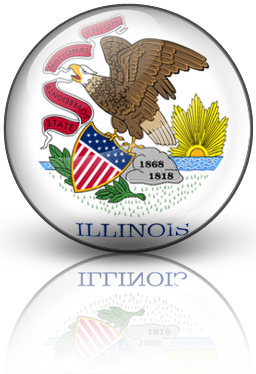 Free Illinois Icon