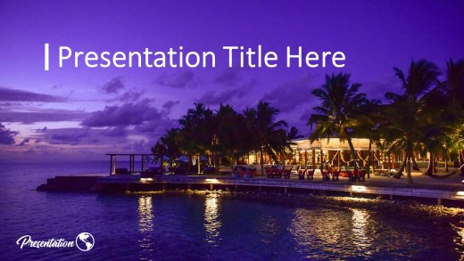 Free Paradise Google Slides Themes And Powerpoint Templates For Presentations
